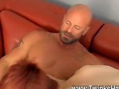 Gay movie of Jason Got Some Muscle Daddy Ass!