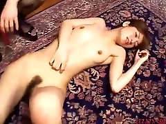 Slave Asian Girl Getting Her Asshole Fucked With Strapons By 3 Women On The