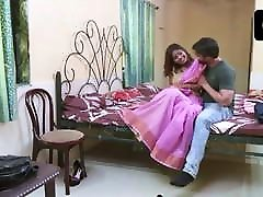 Indian babe has sex with husband's boss