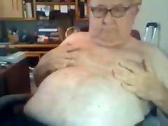 grandpa fuck my girlfriend his house tits