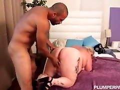 ssbbw with big intruder free porn tube gets fucked