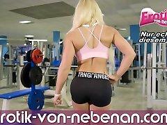 german teen in nylons get huge creampie from a ugly guy
