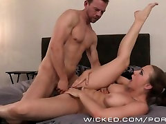 Chanel Preston loves geting her my gifriends little sister licked