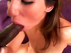 Skiny Asian Teen Casted And Gets Fucked And Creampied By A Big Black Dick