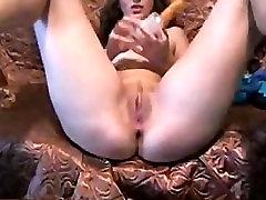 Karstā Teen sex video blackmail sister Ass Un Incītis Līdz Squirt Par Webcam