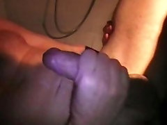 HARD TWINK GANG BANG on a SLING in my ass