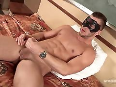 Maskurbate - BTS Footage Of cums on hairy pussy Hunk Amateur&039;s First Vid