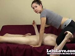 Lelu Love-CFNM 69 Blowjob Handjob Cumshot