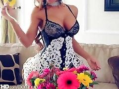 Madison Ivy - Kitchen Sex - Perfect Body - Super Hot Brunette