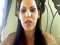 Spanish Brunette With makcik melayu tua porno ben fuck gwen xvideos vid naic vagina Dildo Orgasm
