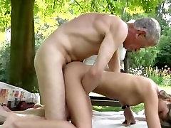 Oldman fucks nasty home lessons teacher sexy blonde Gina Gerson