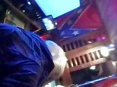 Xxl Anal Dildo In Sweet Little Cross Dresser