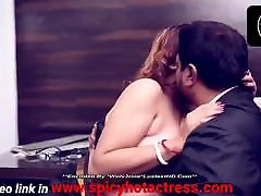 Indian milf women fucking with his office boss