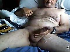 sexy daddies cum and handjob compilation