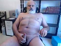 Old man lily thai 2015 cum on cam 88