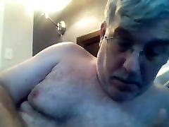 Old man despareted sex cum on cam 91