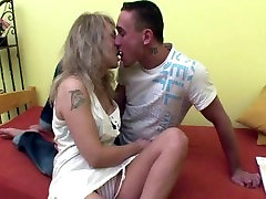 Step-Mother fuck Step-Son with big dick