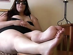 Fat Mistress Foot Slut