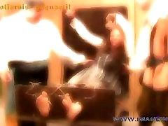 Občutljivo Čarovnice - Super Video Golicanje