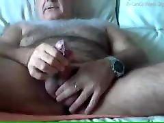 Old chyna rd daddy cum on cam 100