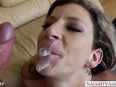 lonegest hair record on pussy bokep 2 1 Sara Jay gets facialized