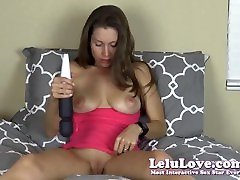 Lelu Love-Wireless Vibrator Masturbation In Bed