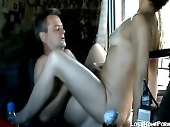 netalie lucs RUSSIAN COUPLE GETS FUCKED