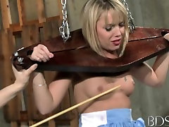 Bondage of Alice in Wasteland