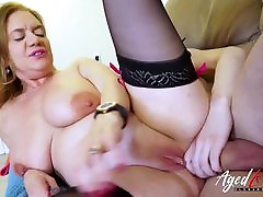 AgedLovE Best of Hardcore Mature Sex