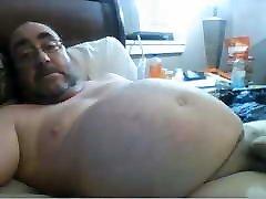 ebony anal sex big cock Chubby Daddy