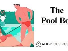 The Pool Boy - Erotic Audio for Women, Sexy ASMR Pool Sex