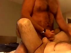 cheating married man fuck his bud bare