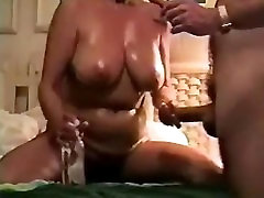 Mature tubxporno milf with big tits giving handjob