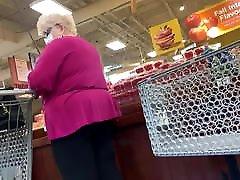 White granny bbw