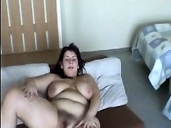 Hair solo masturbations