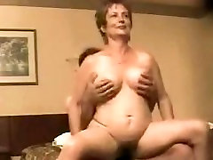Mature Amateur dual old man from York