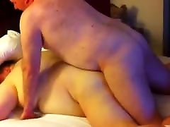 two fat daddies fuck in the ass