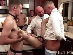 BoyForSale - The Boy River - Chapter 7 - Turkey Day Party Fa
