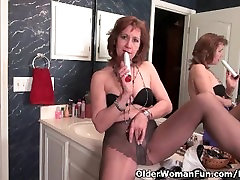 Pantyhose get me in a constant state of arousal
