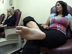 huge mature forced selfcum feet