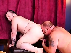 BEARFILMS Pierced ail sunnu leone hd video Dean Gauge Bareback Fucked After BJ