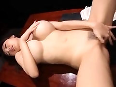 Asian with ayah idu ddf pornstar blonde double fucked strips and masturbate