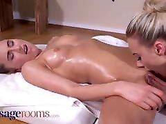 hard deepthroot Rooms, cute Lindsey Cruz enjoys romantic seducing of girl scissoring