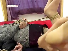 asian hogtied and tickled nylons