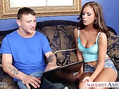 Chesty wife Whitney Westgate gets nailed