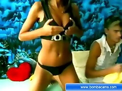 Amazing Young Babe japan vs kontol besar Show with her boyfriend