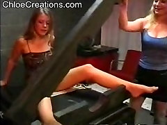 Pantyhose Playtime With Penny 1