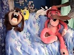 Pink Panther Black KRETEN vraga Uničeno