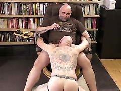 Irish strongman getting on his knees for nacko