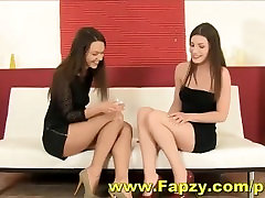 Amateur Teen Lesbians Anal and Pissing